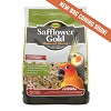 Higgins Safflower Gold Seed Mix.