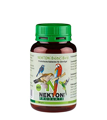 Nekton biotic-bird Probiotics for cage birds