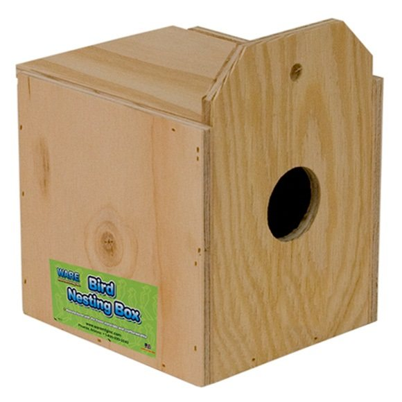 Outside Mount Finch Nestbox - Finch Breeding Supplies