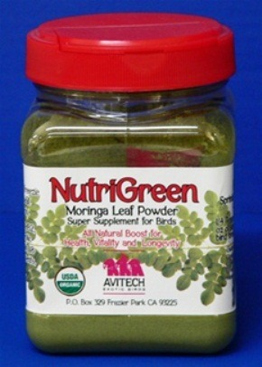 NutriGreens-Super supplement for Birds-Super Food for Birds