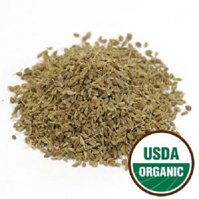 Certified Organic Anise Seed for birds