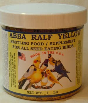 Abba Yellow Ralf