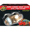 Zoo Med Mini Deep Double Dome Lamp